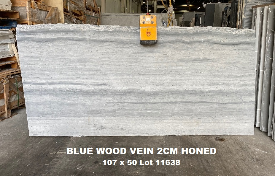 BLUE WOOD VEIN