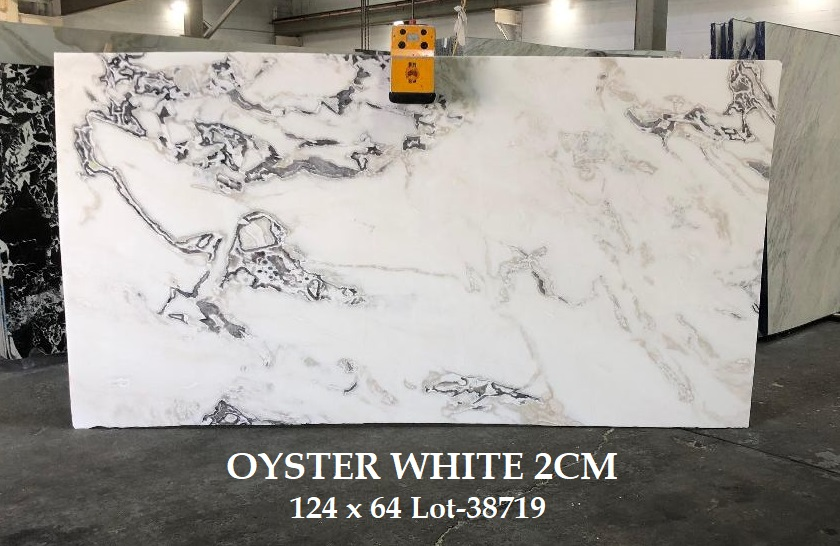 OYSTER WHITE