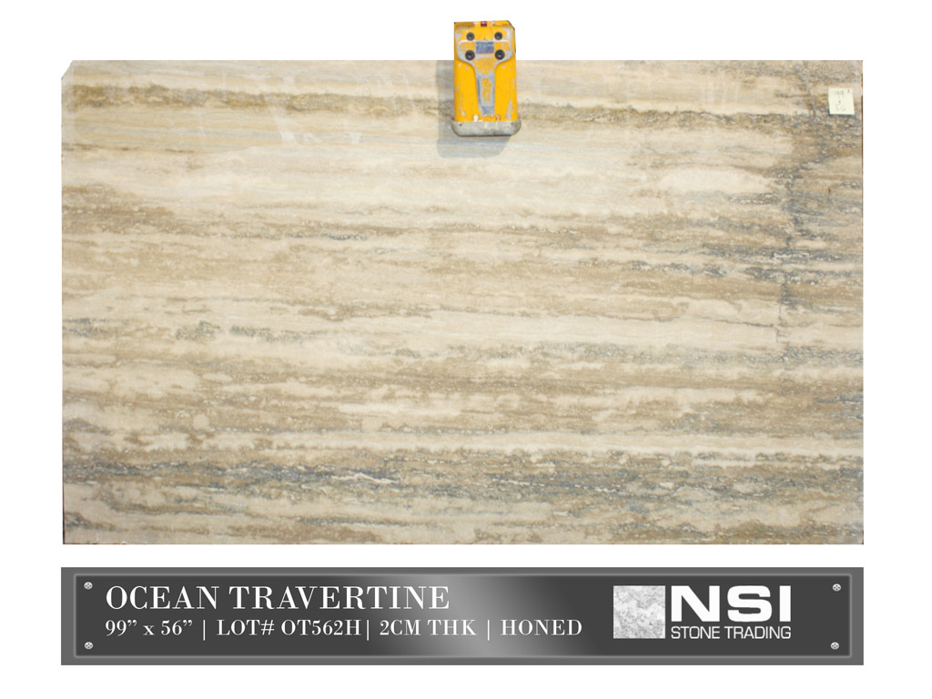 Ocean Travertine